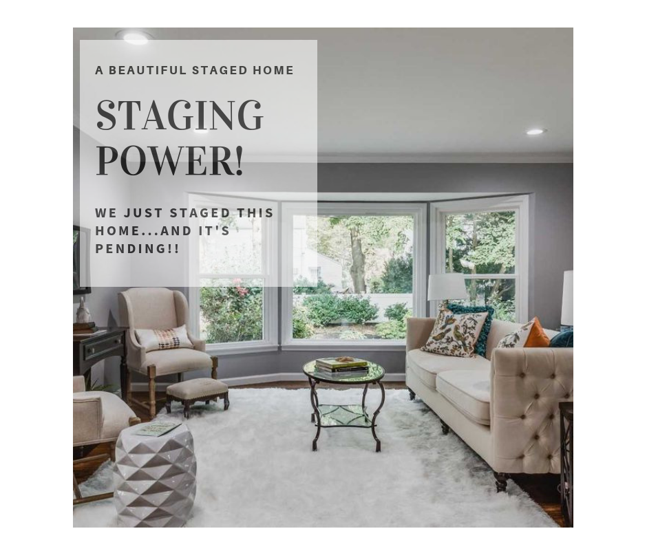 Staging a renovated home gets you highers offers more quickly
